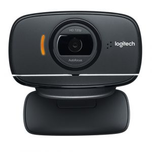Logitech C525 webcam 8 MP 1280 x 720 pixels USB 2.0 Noir