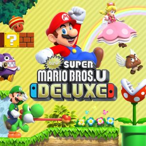 Nintendo New Super Mario Bros. U Videospiel Nintendo Switch Deluxe