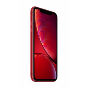 "Apple iPhone XR 15,5 cm (6.1"") 64 Go Double SIM 4G Rouge iOS 12"