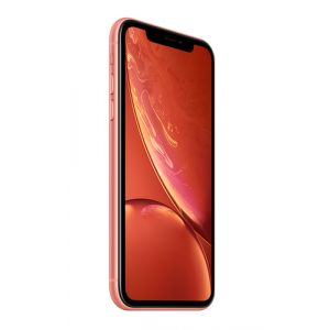 "Apple iPhone XR 15,5 cm (6.1"") 128 Go Double SIM 4G Corail"