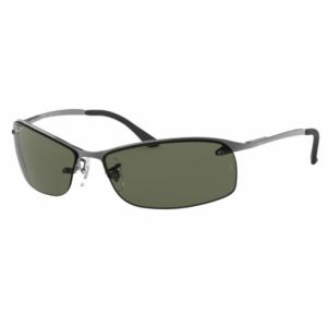 Ray-Ban RB3183 Sonnenbrille Rechteckig