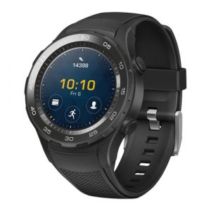 "Huawei WATCH 2 montre intelligente Noir AMOLED 3,05 cm (1.2"") GPS (satellite)"