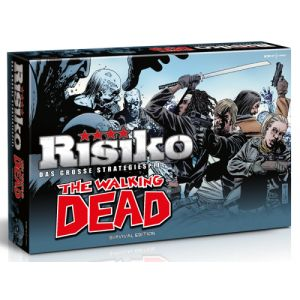 Winning Moves Risiko The Walking Dead Kinder & Erwachsene Strategie