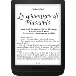 Pocketbook InkPad 3 eBook-Reader Touchscreen 8 GB WLAN Schwarz