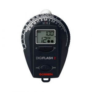 Gossen Digiflash 2 Noir photomètre