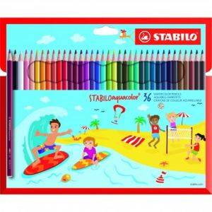 Stabilo Aquacolor Multi 36Stück(e) Buntstift