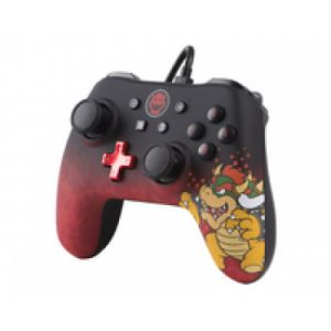 PowerA Bowser Mehrfarben Gamepad Nintendo Switch