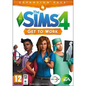 Electronic Arts Sims 4 Get to Work AddOn