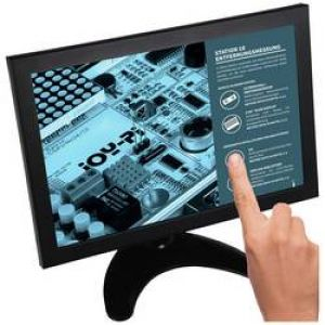 Joy-it 10 Touch Display Metall Touchscreen-Monitor 25.4 cm (10 Zoll) 1280 x 800 Pixe... (RB-LCD-10-2)
