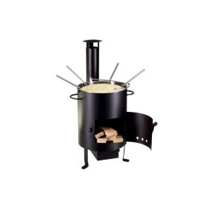 Nouvel 402408 Fondue Set Schwarz 4 Person(en)