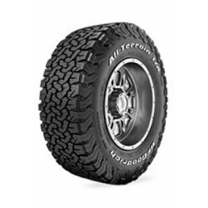 LT245/75 R17 121S All Terrain T/A KO2