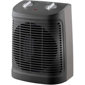 Rowenta Instant Comfort Compact Lüfter Raumheizung Anthrazit 2000 W