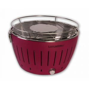 LotusGrill G-LI-34 Barbecue & Grill Charcoal Kettle Purple