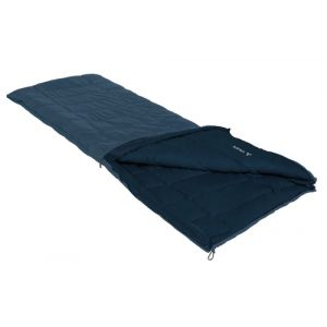 VAUDE Navajo 100 SYN Rectangular sleeping bag Polyester Blau Adult