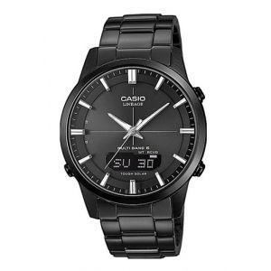 Casio LCW-M170DB-1AER montre Tough Solar Mâle Noir Wrist watch