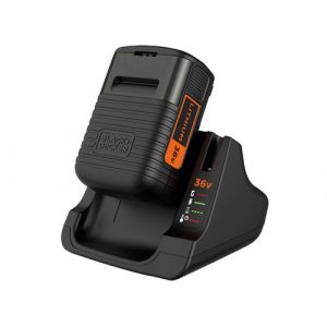Black & Decker BDC2A36 power tool battery / charger Battery & charger set