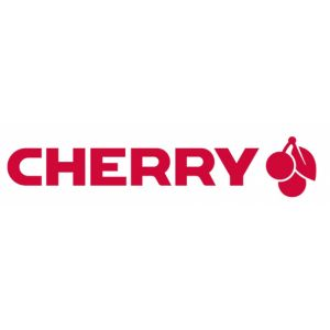 CHERRY KC 1068 Tastatur USB QWERTZ Deutsch Grau