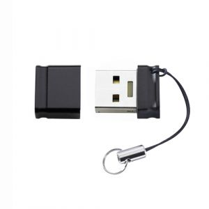 Intenso Slim Line lecteur USB flash 16 Go USB Type-A 3.2 Gen 1 (3.1 Gen 1) Noir