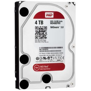 Western Digital Red 3.5 Zoll 4000 GB Serial ATA III