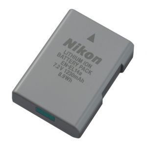 Nikon EN-EL14a camera/camcorder battery Lithium-Ion (Li-Ion) 1230 mAh