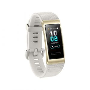 "Huawei Band 3 Pro Bracelet connecté Or AMOLED 2,41 cm (0.95"")"