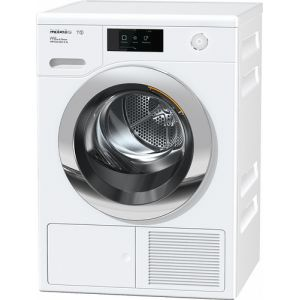 Miele TCR 800-60 CH Freestanding (placement) Frontlader Weiß 9 kg A+++