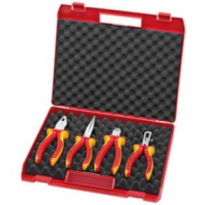 Knipex 00 20 15 Pliers set pince