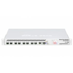 Mikrotik CCR1072-1G-8S+ Kabelrouter Weiß