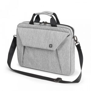 "Dicota Slim Case 33.8 cm (13.3"") Briefcase Grey"