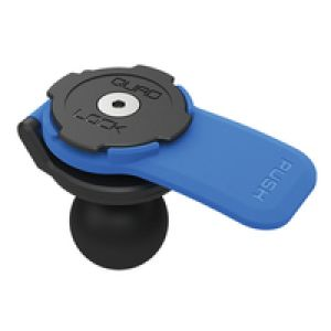 Quad Lock 313-065-6516 support Mobile/smartphone Noir, Bleu Support passif