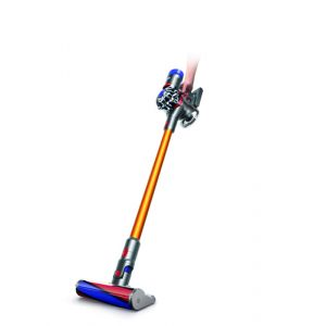 Dyson V8 Absolute Beutellos Nickel, Gelb 0,54 l