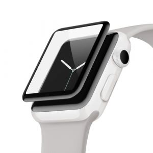 Belkin SCREENFORCE Protection d'écran transparent Smartwatch Apple 1 pièce(s)