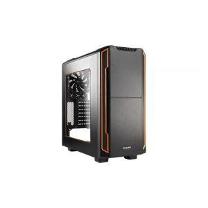 be quiet! Silent Base 600 Midi Tower Orange, Noir