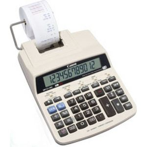 Canon MP121-MG Bureau Calculatrice imprimante Blanc calculatrice