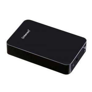 "Intenso 3.5"" Memory Center 4TB disque dur externe 4000 Go Noir"