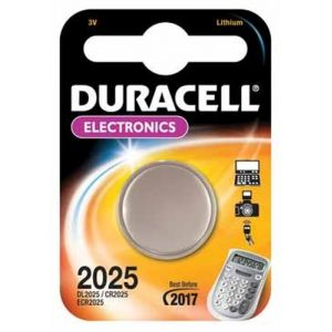 Duracell CR2025 Single-use battery Lithium