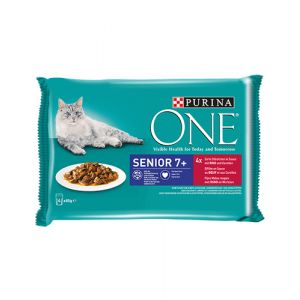 Purina 7613034468123 nourriture humide pour chats 340 g