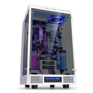 Thermaltake The Tower 900 Snow Edition Full Tower Weiß