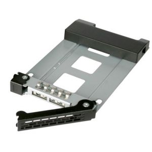 Icy Dock MB992TRAY- B Hard Drive Backplane Schwarz, Metallisch