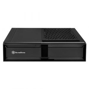 Silverstone ML08 Small Form Factor (SFF) Noir
