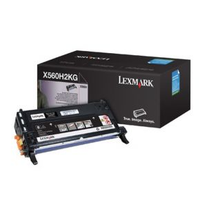 Lexmark X560 Black High Yield Print Cartridge Original Schwarz