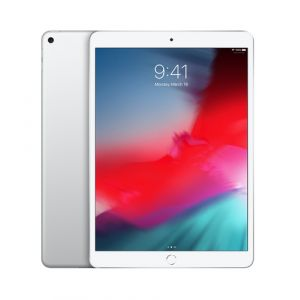 "Apple iPad Air 26,7 cm (10.5"") 256 Go Wi-Fi 5 (802.11ac) Argent iOS 12"