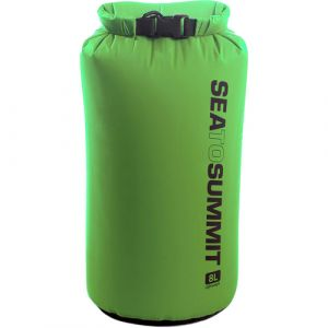Sea To Summit Lightweight Dry Sack Reisetasche Grün Nylon, Polyurethan 8 l