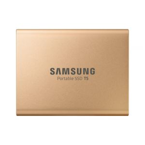 Samsung T5 500 GB Gold