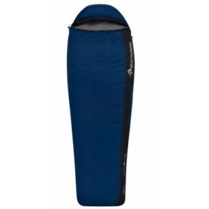 Sea To Summit Trailhead ThII Rectangular sleeping bag Nylon Schwarz, Blau, Grau Erwachsener
