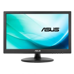 ASUS VT168N point touch monitor Touchscreen-Monitor 39,6 cm (15.6 Zoll) 1366 x 768 Pixel Schwarz Multitouch