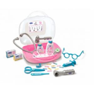 Smoby Peppa doctor suitcase