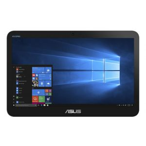 ASUS Vivo AiO V161GAT-BD040R 39,6 cm (15.6 Zoll) 1366 x 768 Pixel Touchscreen Intel® Celeron® N4000 4 GB DDR4-SDRAM 128 GB SSD Schwarz All-in-One-PC