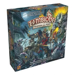 Asmodee Zombicide: Green Horde - Friends and Foes