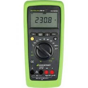 METRALINE DM41 - Multimeter METRALINE DM41, digital, 4000 Counts (M192A)